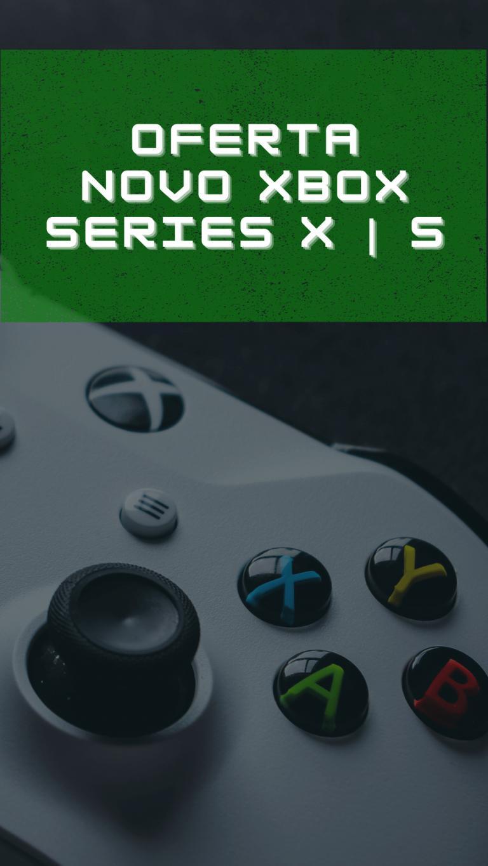 Xbox Series S em oferta barato amazon brasil